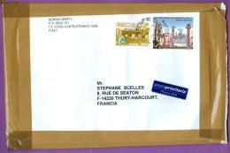 Enveloppe ITALIE :  Jeux Olympiques Atlanta 1996 / Europe - Italien
