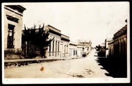 HC - 1929 - URUGUAY - Rio Nregro - Fray Bentos  - City View -  USED POSTCARD - Uruguay