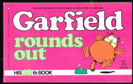 GARFIELD ROUNDS OUT.1978 16th. BOOK BY JIM DAVIS  CLEAN COPY - Boeken, Tijdschriften, Stripverhalen