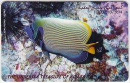 JORDAN A-530 Chip Alo - Animal, Sea life, Fish - used