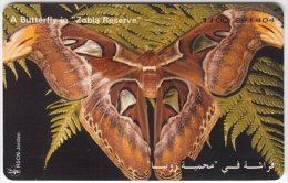 JORDAN A-541 Chip Alo - Animal, Butterfly - used