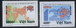 Vietnam Viet Nam MNH Perf Stamps 1994 : 120th Anniversary Of Universial Postal Union (Ms689) - Vietnam