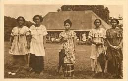 Réf : D-15-2801 :  ILES SAMOA - Samoa