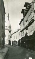MARCIGNY - Rue De L'Hôtel De Ville - Other Municipalities