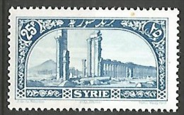 SYRIE   N�  166   NEUF**   SANS CHARNIERE  / MNH