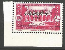 GRAND LIBAN   N�  187   NEUF** LUXE  SANS CHARNIERE  / MNH