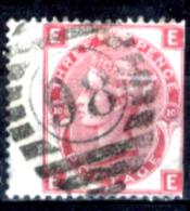 Gran-Bretagna-160 - 1867/80 - Y&T/U N.33 (o) - Filigrana 6 - Privo Di Difetti Occulti. - Oblitérés