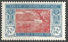 COTE D�IVOIRE   N� 67  NEUF** LUXE   SANS CHARNIERE  / MNH