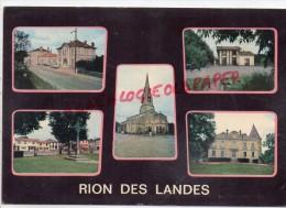 40 - RION DES LANDES - - Other Municipalities