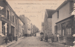 LIANCOURT SAINT PIERRE. Rue Du Général Ménard - Liancourt