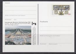 Germany 1995 Münchner Briefmarkentage Postal Stationery Unused (23307A) - [7] West-Duitsland