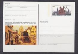 Germany 1990 Sindelfingen Postal Stationery Unused (23307E) - [7] West-Duitsland