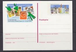 Germany 1986 Essen Postal Stationery Unused (23308A) - [7] West-Duitsland