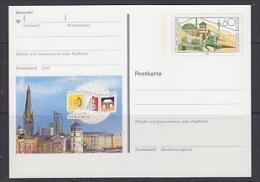 Germany 1990 Dusseldorf '90 Postal Stationery Unused (23308C) - [7] West-Duitsland
