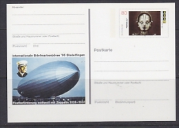 Germany 1995 Sindelfingen / Zeppelin Postal Stationery Unused (23309) - [7] West-Duitsland