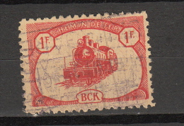 Congo Belge ocb nr : CP24    (zie scan)