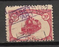 Congo Belge ocb nr : CP30    (zie scan)