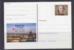 Germany 1994 Philatelia Köln  Postal Stationery Unused (23309B) - [7] West-Duitsland
