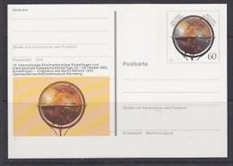 Germany 1992 Sindelfingen  Postal Stationery Unused (23309D) - [7] West-Duitsland