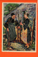 Illustrateur HOMUALK Charles - 29 - KERNASCLEDEN (costume Du Pays Pourlet)  - N°122 - Editions Gaby - Other Municipalities