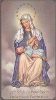Santino - Holy Card - Madonna Della Providenza - Porto Rico - Images Religieuses