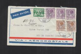 Brief 1931 S'Gravenhage Brazil - Briefe U. Dokumente