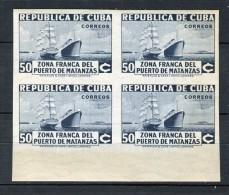 CU 1936. Yvert 228 Sin Dentar / Imperforated ** MNH. - Kuba