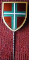 Estonia Tallinn - 29.11 1937 - Sport ? Big Enamel Badge - Before WWII - Ohne Zuordnung