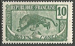 CONGO   N� 68 NEUF** LUXE SANS CHARNIERE  / MNH