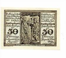 Allemagne Notgeld Fegernfee 30 Pfennig 1921 NEUF - 1871-1918: Deutsches Kaiserreich
