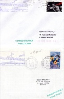 EDIC 9074 (engin De Débarquement De Chars) - Tahiti 1992-3 - Briefmarken