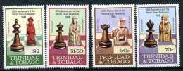 Trinidad 1984 CHESS - Schaken