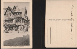 961) BACHARACH ALTES HAUSEL NON VIAGGIATA MA 1930 CIRCA - Germania