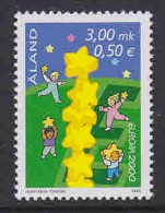 Europa Cept 2000 Aland 1v ** Mnh (23341B) - Europa-CEPT
