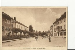 25 Le Russey Grande Rue Léger Pli - Frankreich
