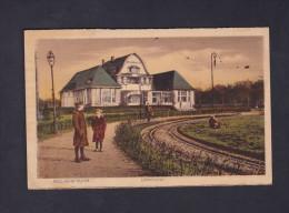 AK Mülheim Ruhr Uhlenhorst ( Animée Chemin De Fer Josef Dohrenbusch) - Mülheim A. D. Ruhr