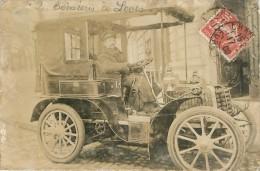 Leves : Les Boissieres - Carte Photo Automobile - Lèves