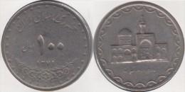 Iran 100 Rials 2000 Km#1261.2 - Used - Iran