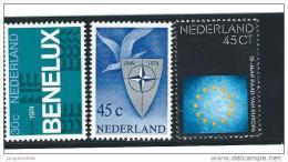 Nederland  ....  NVPH  ....     1055/1057       ....   **  ....  Postfris .... MNH ....  Postfrisch .... Neuf ** - Periode 1949-1980 (Juliana)