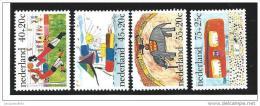 Nederland  ....  NVPH  ....     1103/1106        ....   **  ....  Postfris .... MNH ....  Postfrisch .... Neuf ** - Periode 1949-1980 (Juliana)