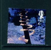 GREAT BRITAIN  -  2003  Christmas  2nd  Used As Scan - 1952-.... (Elizabeth II)