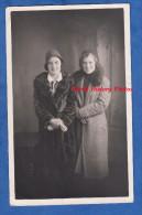 CPA Photo - BOSCOMBE , Bournemouth England - Portrait De Femme - 1931 - Mode Fashion Girl Woman Fourrure Bonnet Hat - Moda