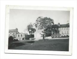 Ancienne PHOTO Amateur 9 X 6,5 Cm... Jardin Public De LISIEUX ( Calvados) - Places