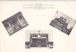 Souvenir De La Consécration Du Nouvel Autel De Lince - België