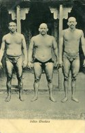 INDIA - Indian Wrestlers - Asien