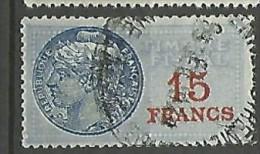 FISCAL  N�  147a / VALEUR VERMILLON OBL