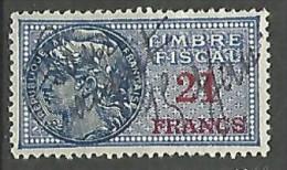 FISCAL  N�  151 OBL