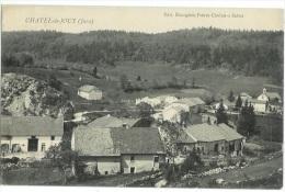 CHATEL DE JOUX  - Cpa  Jura - Frankrijk