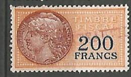FISCAL  N�  294 OBL