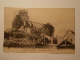 Carte Postale - MONETAY SUR ALLIER (03) - Vieux Château De Montcoquet (90/1000) - France